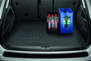 Volkswagen Touareg 2011-2013 - Коврик в багажник,резиновый фото, цена