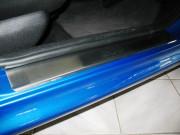 Peugeot 206 1998-2010 - Порожки внутренние к-т 4шт фото, цена