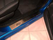 Peugeot 207 2006-2010 - Порожки внутренние к-т 4шт фото, цена
