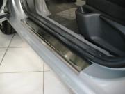 Peugeot 407 2004-2010 - Порожки внутренние к-т 4шт фото, цена