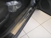 Skoda Superb 2008-2010 - Порожки внутренние к-т 4шт фото, цена