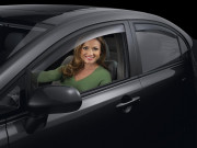 Lincoln Town Car 2008-2011 - Дефлекторы окон (ветровики) к-т 4 шт. фото, цена