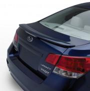 Subaru Legacy 2010-2011 - Спойлер на крышку багажника со стоп-сигналом. (под покраску) фото, цена