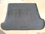 Toyota Land Cruiser Prado 2003-2008 - Коврики резиновые в багажник. (LL) фото, цена