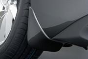 Mazda 3 2010-2011 - Брызговики задние черные для SED фото, цена