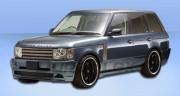 Land Rover Range Rover 2006-2009 - Спойлер переднего бампера (Platinum) фото, цена