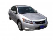 Honda Accord (USA) 2008-2010 - Дефлектор капота хромированный. фото, цена