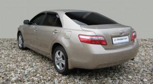 Toyota Camry 2006-2011 - Брызговики, комплект 4 штуки. (Toyota) фото, цена