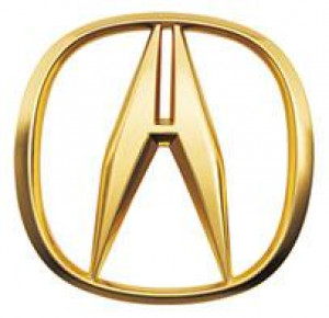 Acura MDX 2007-2012 - Золотой значок фото, цена