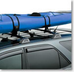 Acura MDX 2007-2012 - Крепление на багажник для байдарки фото, цена
