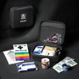 Защита заднего бампера Acura mdx фото