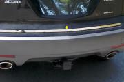 Acura MDX 2007-2012 - Хромированный молдинг на крышку багажника. (SAA) фото, цена