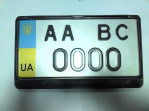 Универсальные товары 1986-2014 - Рамка номерного знака, USA стандарт. (PL) фото, цена