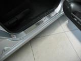 Передняя оптика Honda civic 4d 2007