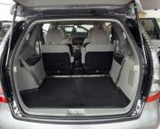 Nissan X-Trail 2007-2013 - Резино-пластиковый коврик с бортиком для багажника. (LL) фото, цена