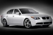 BMW 5 2010-2014 - Накладки на стойки хромированные, комплект 6 штук. (USA) фото, цена