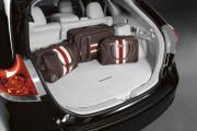 Toyota Venza 2009-2014 - Коврик для багажника,  тканевый. (Toyota) фото, цена