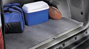 Toyota 4Runner 2006-2009 - Коврик текстильный в багажник Toyota 4Runner, Toyota фото, цена