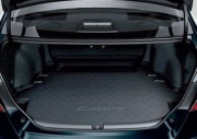 Toyota Camry 2012-2017 - Коврик резиновый в багажник. Toyota. фото, цена