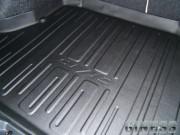 Honda Civic 2006-2010 - Резиновый коврик с бортиком в багажник. фото, цена