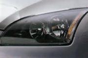 Audi A4 2004-2008 - Защита передних фар, прозрачная, EGR фото, цена