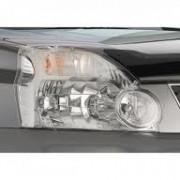 Audi Q7 2006-2012 - Защита передних фар, прозрачная, EGR фото, цена