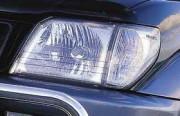 BMW X3 2004-2010 - Защита передних фар, прозрачная, EGR фото, цена