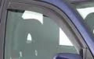 BMW X5 2001-2006 - Дефлекторы окон, комплект 2 штуки, дымчатые, EGR фото, цена
