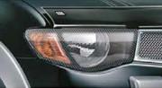 BMW X5 2001-2006 - Защита передних фар, карбон, EGR фото, цена
