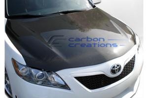 Toyota Camry 2006-2011 - Капот карбоновый (CARBON CREATIONS®) фото, цена