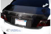 Toyota Camry 2006-2011 - Крышка багажника, карбоновая (CARBON CREATIONS) фото, цена