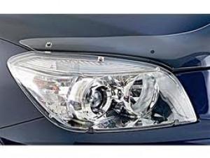 Chevrolet Captiva 2006-2012 - Защита фар, прозрачная. (EGR) фото, цена