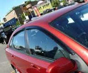 Chevrolet Lacetti 2004-2013 - Дефлекторы окон (ветровики), комлект. (EGR) фото, цена