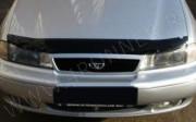 Daewoo Nexia 1995-2008 - Дефлектор капота, темный, EGR фото, цена