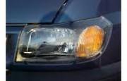 Fiat Ducato 2002-2005 - Защита передних фар, прозрачная, EGR  фото, цена
