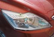 Ford Focus 2008-2011 - Защита передних фар, прозрачная, EGR  фото, цена