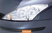 Ford Fusion 2004-2012 - Защита передних фар, прозрачная, EGR  фото, цена