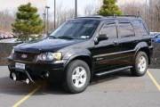 Ford Maverick 2001-2006 - Защита передних фар, прозрачная, EGR  фото, цена