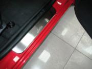 Hyundai Getz 2003-2010 - Порожки внутренние к-т 4шт фото, цена