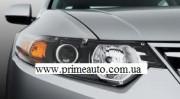 Honda Accord 2008-2012 - Защита передних фар, прозрачная, EGR  фото, цена