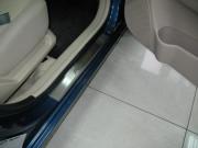 Hyundai Accent 2006-2010 - Порожки внутренние к-т 4шт фото, цена