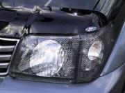 Honda HR-V 1999-2005 - Защита передних фар, карбон, EGR фото, цена