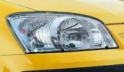 Hyundai Getz 2002-2004 - Защита передних фар, прозрачная, EGR  фото, цена