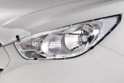 Hyundai ix35 2010-2012 - Защита передних фар, прозрачная, EGR  фото, цена