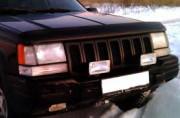 Jeep Grand Cherokee 1993-1999 - Дефлектор капота, темный, EGR фото, цена