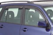 Jeep Cherokee 2001-2005 - Дефлекторы боковых окон, комплект 2 штуки, дымчатые, EGR фото, цена