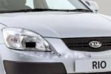 Дефлекторы на авто Kia rio 2013