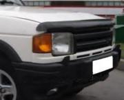 Land Rover Discovery 1989-1999 - Дефлектор капота, темный, EGR фото, цена