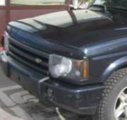 Land Rover Discovery 1999-2003 - Дефлектор капота, темный, EGR фото, цена