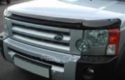 Land Rover Discovery 2004-2012 - Дефлектор капота, темный, EGR фото, цена